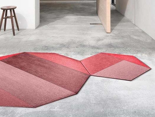 Nova Carpet Collection By Studio FRST
