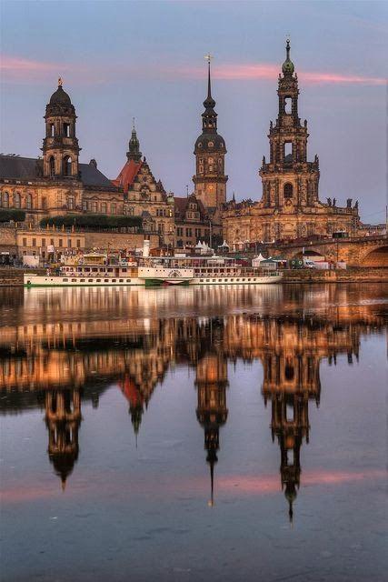 Dresden. Meine Lieblingsstadt.