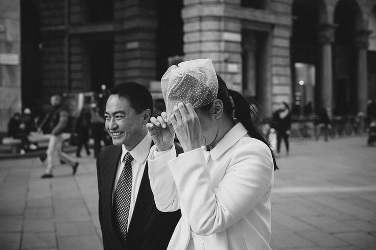 Milano Wedding Photographer // Michela & Trevor
