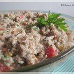 Salada Marroquina - Morrocco salad