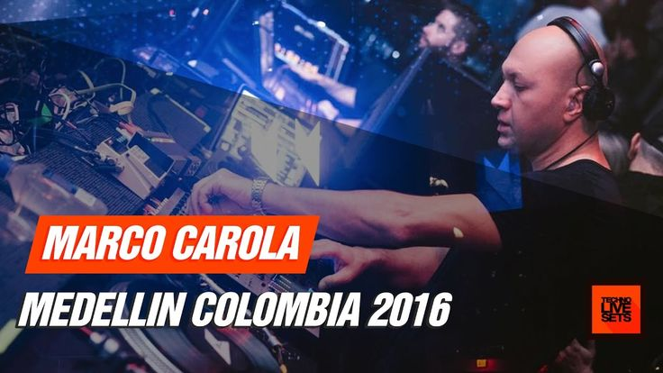 Dj Marco Carola 2016 presents his set of Techno House live at Medellin Colombia. This set of Marco Carola was recorded at Discoteca Farenhet on December 2016...