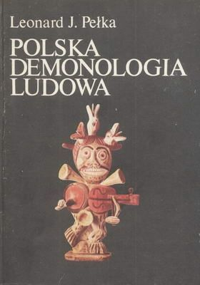 Okładka książki Polska demonologia ludowa
