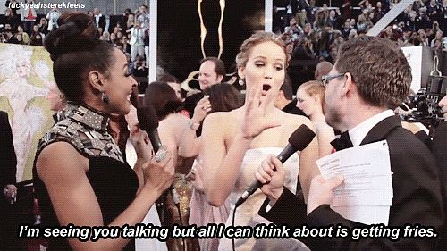 I <3 Jennifer Lawrence. 21 Times Jennifer Lawrence Totally Nailed The Whole Interview Thing