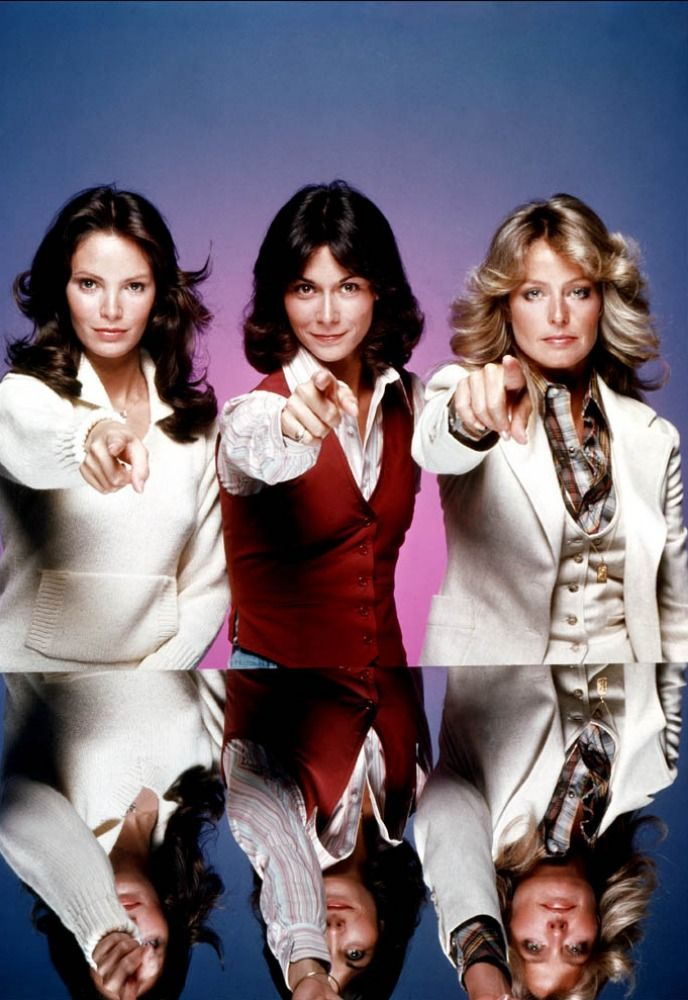 Charlie's Angels | Drôles de dames - Kate Jackson , Jaclyn Smith
