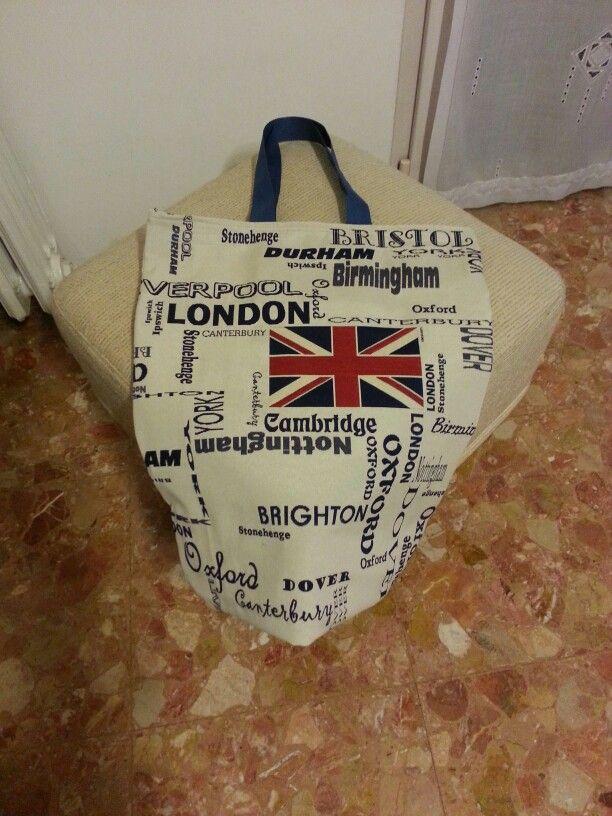 Shopping bag x Piper