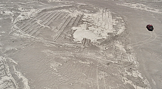 Civilization in the Atacama Desert? | Popular Archaeology: Sacred Sites, Archaeology, Atacama Desert, Ancient Sites, Google Earth, Ancient Aliens, Ancient Americas, Ancient Central