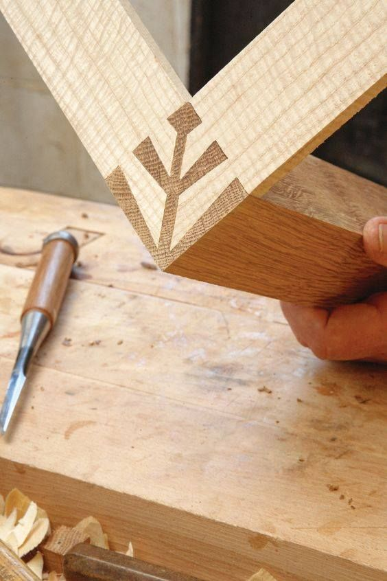 Unique Joinery Woodworking Joints Joinery In 2019 Pinterest