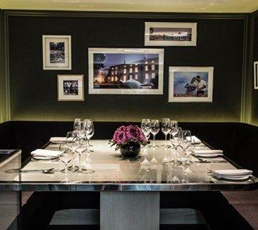 Gordon Ramsey The Maze Restaurant -- definitely worth a visit
