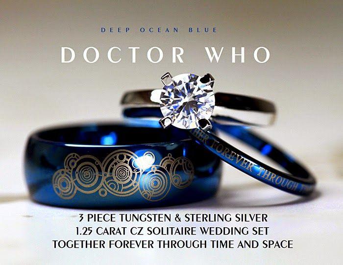 Anillos de boda  del doctor Who