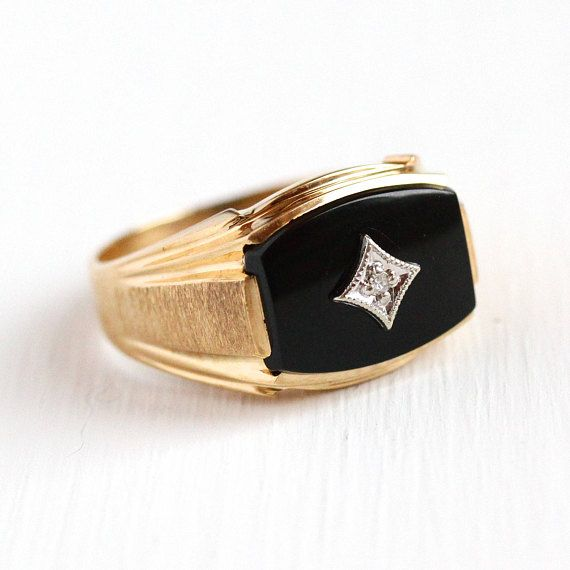 Pin On Vintage Men S Jewelry