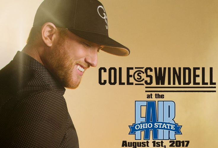 Here's your chance to enter to win a pair of Cole Swindell tickets at the Ohio State Fair August 1st!