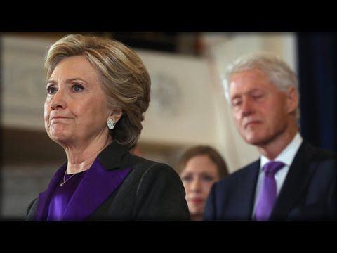 BREAKING: TRUMP QUIETLY ANNOUNCES HILLARY'S PROSECUTION IS MOVING FORWARD - YouTube