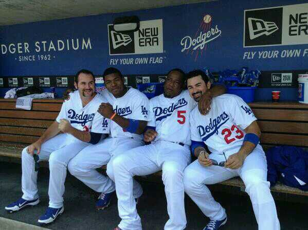 Los Angeles Dodgers...chemistry!