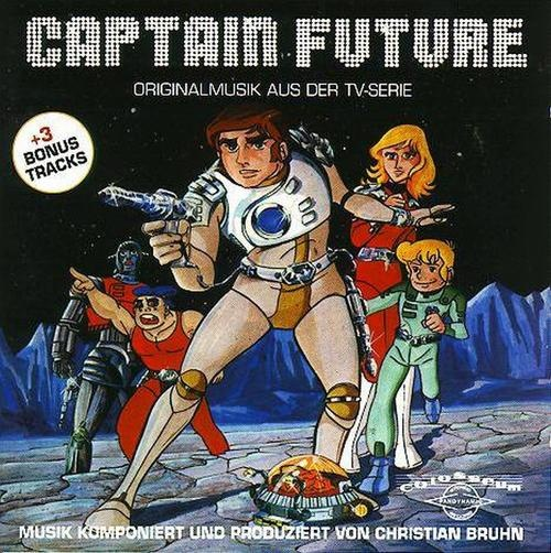 Christian Bruhn - Captain Future (OST)