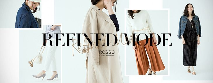 ROSSO - URBAN RESEARCH ONLINE STORE
