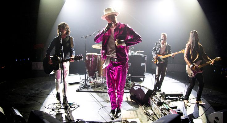 The Tragically Hip: Set lists from the Man Machine Poem tour, August 2016
