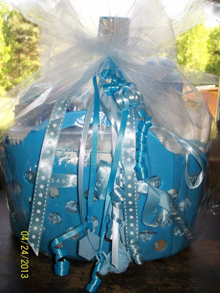 baby shower boy or girl gift baskets   a great  hospital gift for new mom's