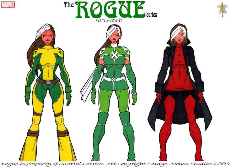 Rogue Series: Part Eleven by ~SavageMouse on deviantART