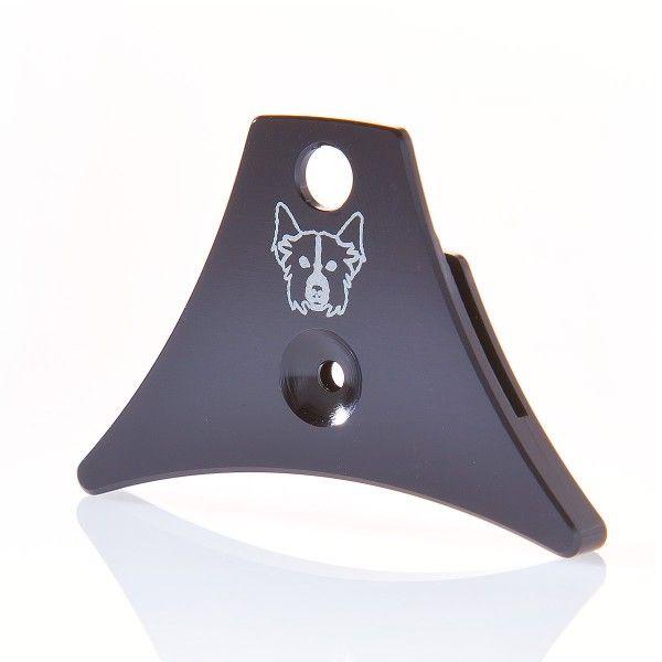 Logan A1 Black Sheepdog Whistle