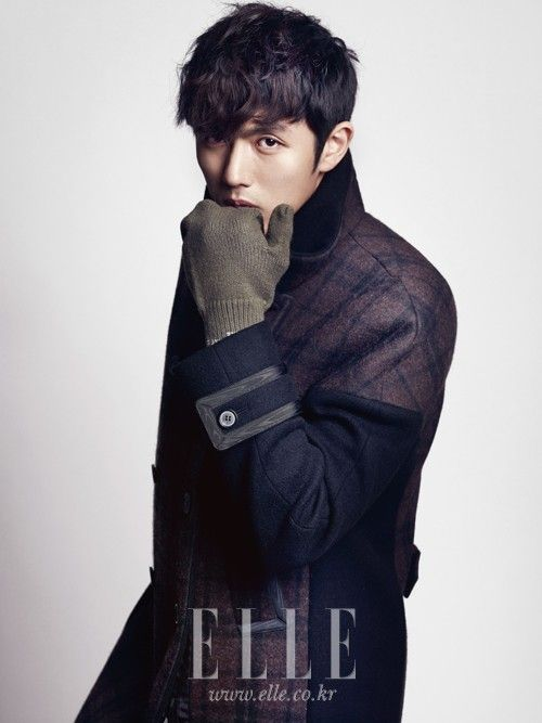 2AM Seulong - Elle Girl Magazine December Issue '12