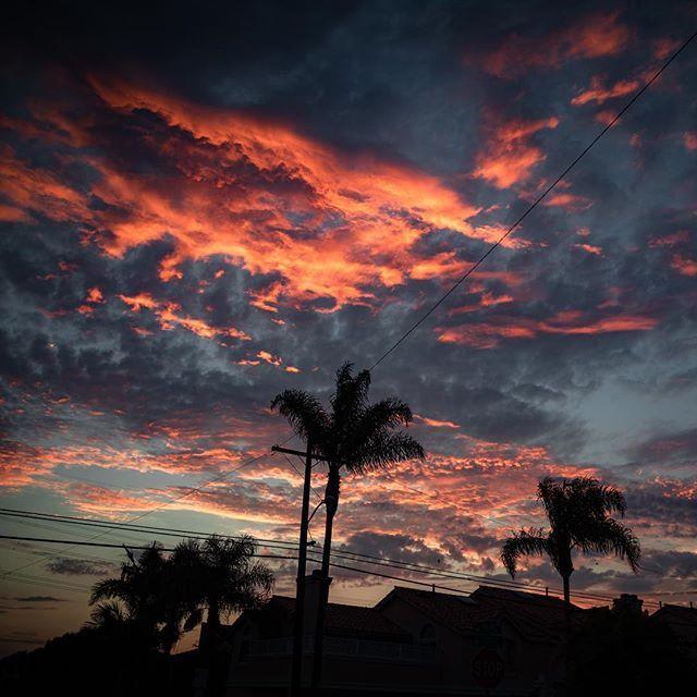 Sunset Before The Night Night Landscape Photography Sunset Wallpaper Night Landscape