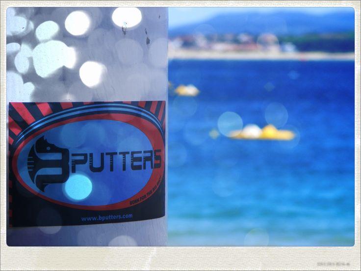 On the beach #Bputters