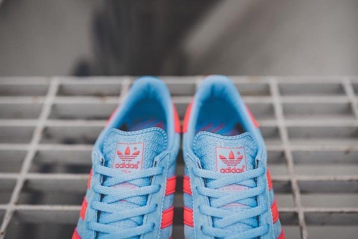 free shipping 67a99 b89e1 Adidas GT Manchester SPZL Mens Light BlueBright RedBlue S80567 ... adidas-gt -manchester-spzl-lightblue-bright-red-4 Shoes ...