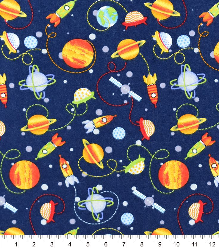 32 best 2016 christmas jammies fabrics images on pinterest for Space flannel