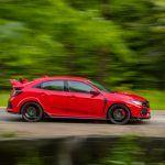 Honda Dealers Mainly Show Restraint Marking Up the Civic Kind Roentgen