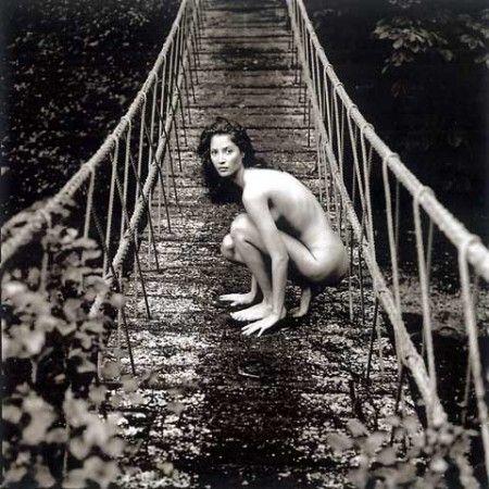 Christy Turlington by Anton Corbijn,