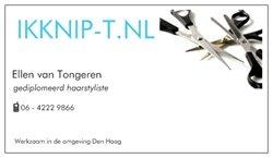Ikknip-t.nl  Knippen en stylen op locatie.