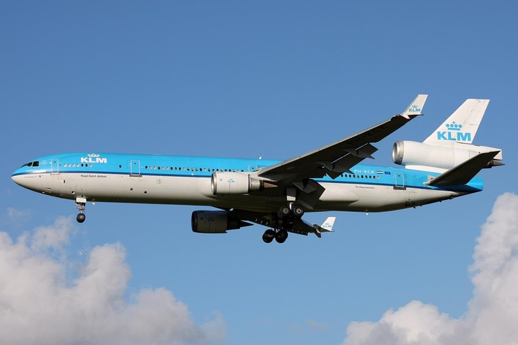 Photo uploaded on our #KLM Facebook Wall by Morton Hansen
