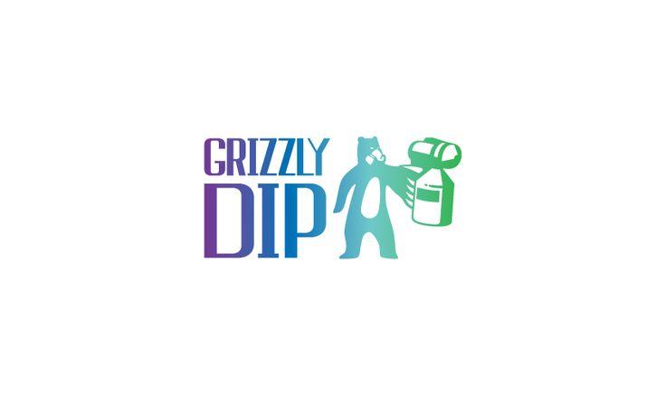 Логотип для Grizzly Dip