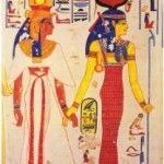 Исида — богиня древнего Египта