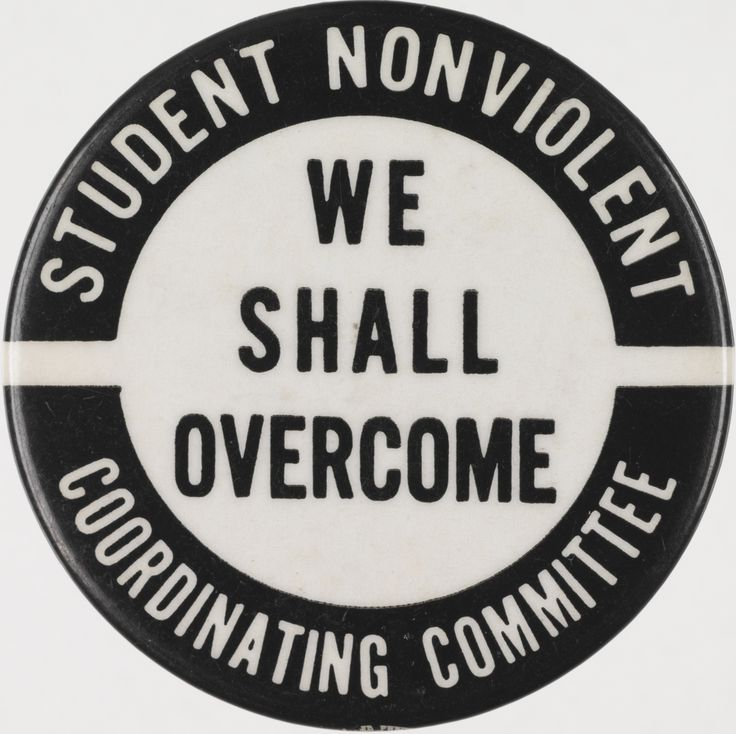 "April 15, 1960, about 150 student leaders from 10 states met at Shaw University in Raleigh for the ""Southwide Leadership Conference on Nonviolent Resistance to Segregation."" The organization was the beginning of SNCC"