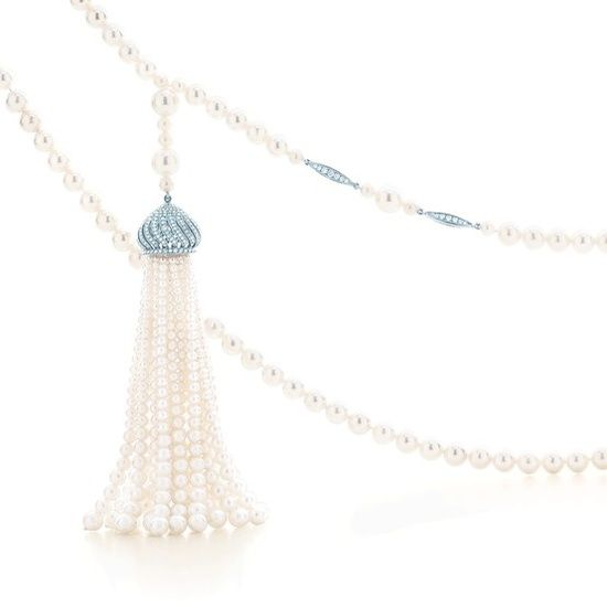 Tiffany & Co Diamonds and Pearls