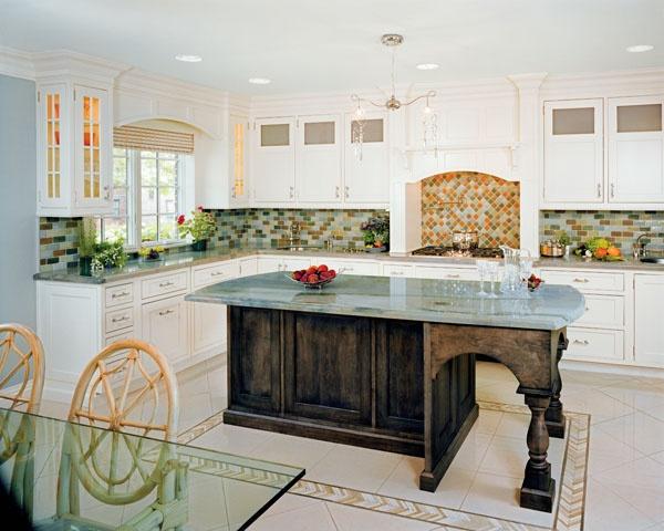 Beautiful Love The Splash Of Color And The Amazing Island! Savannah Kitchen U0026 Bath  Savannah,