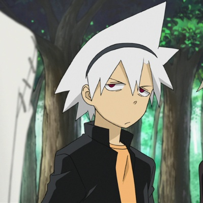 Soul eater evans, the only guy in the world who can pull off a headband:)<--- nah even he can't