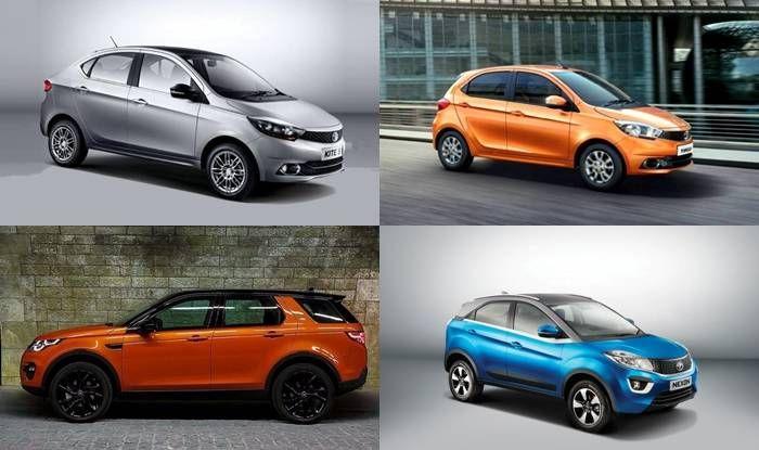 Upcoming New Tata Motors Cars Launching in India in 2017-18; Nexon Tiago Sport Tigor AMT Q501 SUV & TaMo ... - India.com #757Live