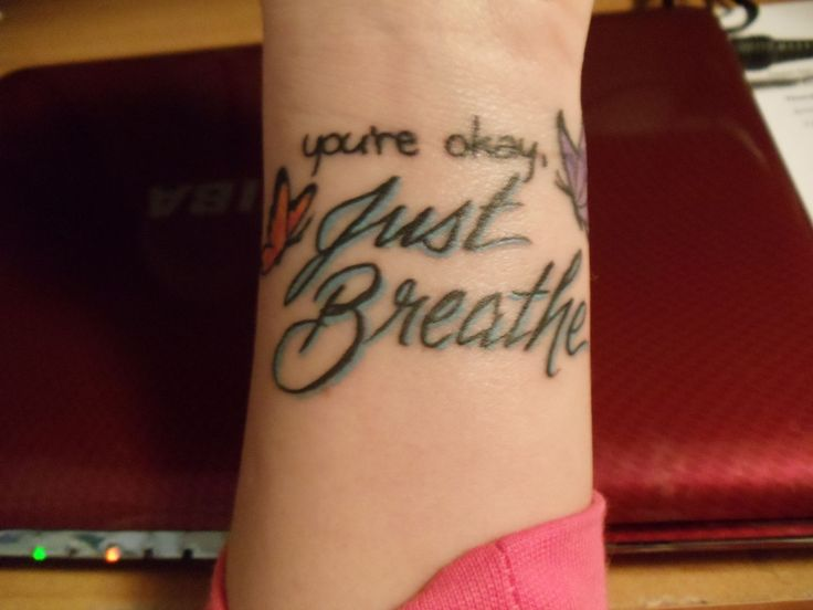 1000 images about anxiety tattoo ideas on pinterest for Ftw tattoo meaning