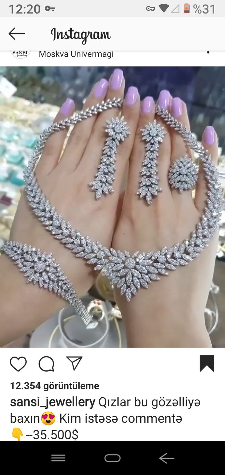 Pin By Mislimələk Məmmədova On Kizlar Diamond Bracelet Jewelry Diamond