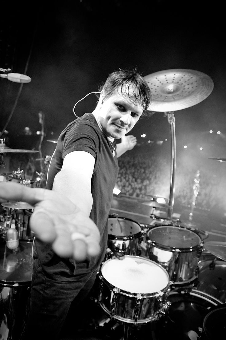 Ray Luzier ⭐️Music groups: Korn, Army of Anyone, Jonathan Davis and the SFA, KXM, The Nixons