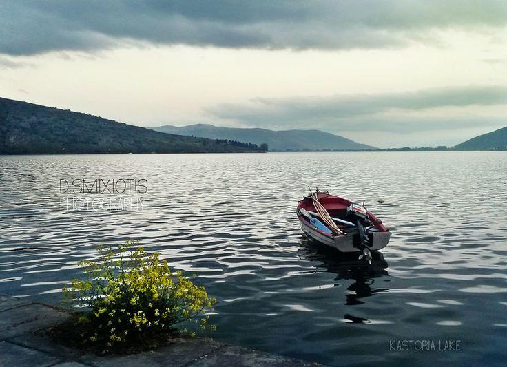 Kastoria lake by Dimitris Smixiotis on 500px