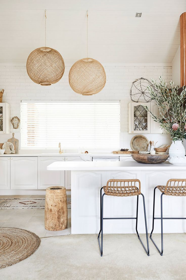 Kitchen Makeover Three Birds Renovations In 2020 Home Interiors And Gifts Decor Bohemian Kitchen