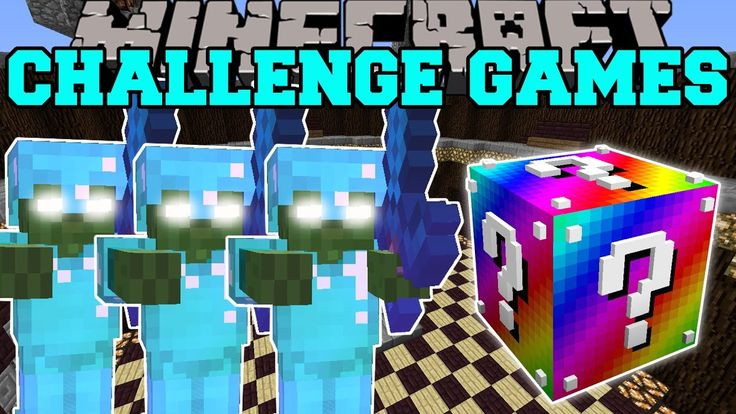 Minecraft: BOB ARMY CHALLENGE GAMES - Lucky Block Mod - Modded Mini-Game - WATCH VIDEO HERE -> http://philippinesonline.info/trending-video/minecraft-bob-army-challenge-games-lucky-block-mod-modded-mini-game/   The Challenge Games begin and we must destroy the Bob Army! Jen's Channel Don't forget to subscribe for epic Minecraft content! Shirts! Facebook! Twitter! Download Fantasia Lucky Block Mod: Download Rainbow Lucky Block Mod:  RULES – Start with 20 Luc