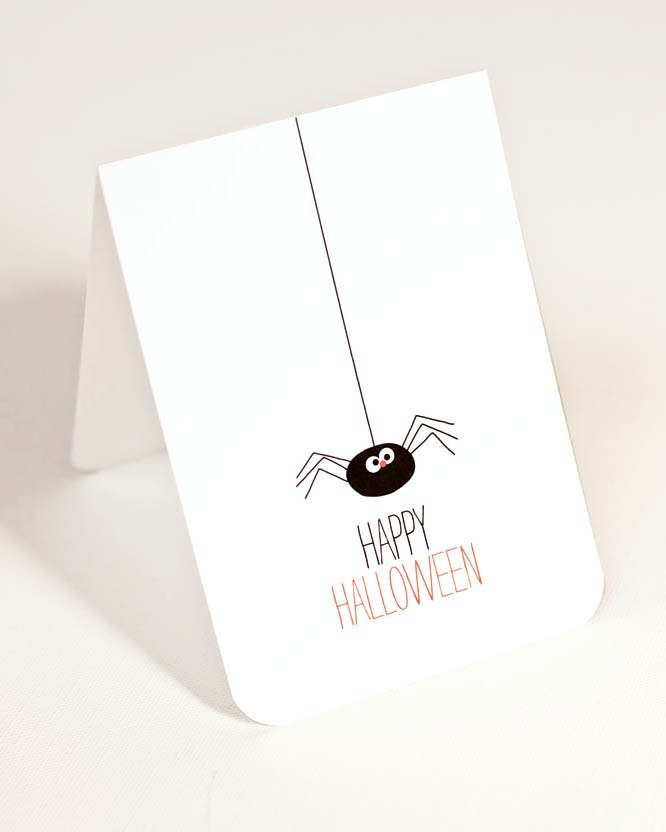 Halloween Cards To Make Ideas Part - 44: Find Creative Halloween Card Ideas For Making Greeting Cards. Create Your  Own Homemade Halloween Using These Easy Handmade Halloween Invitations And  Cards.
