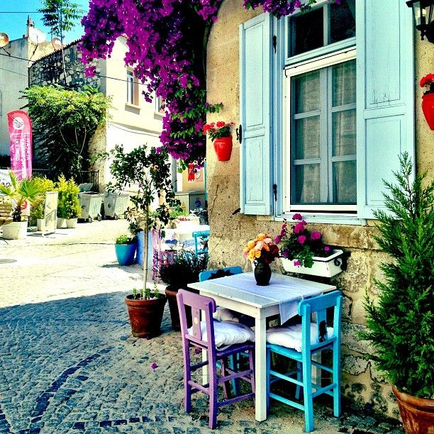 Alacati. Turkey