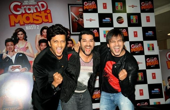 Grand Masti-First Adult Comedy to cross Rs.100crores You all will not believe but it is true. Grand Masti has become the first adult comedy film to cross the line of Rs100 crores. The movie has reached the limit of Rs100crores in the 23days of its release.Really the Bollywood is unpredictable. Nobody had thought that an adult comedy will be appreciated by the viewers to this extent. Well all the credit goes to the makers and costars of the film. Grand […]