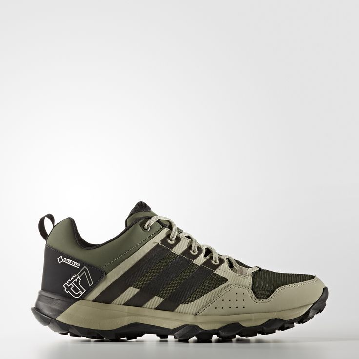 Shop for Men's Kanadia 7 GTX Trail Shoes - Green at adidas.ca! See