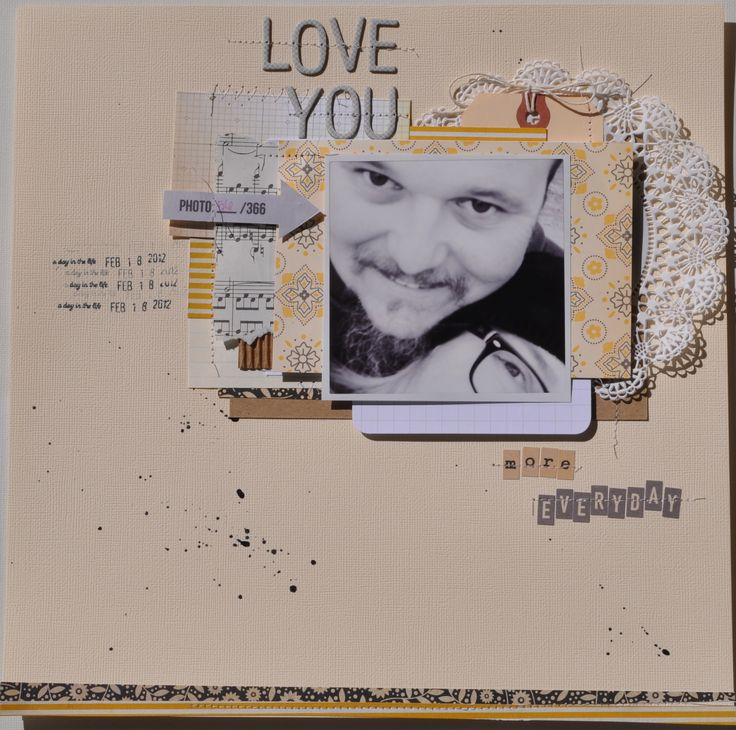 What are some simple scrapbooking tips?